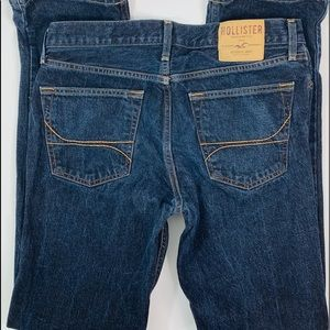 Hollister Slim Straight 34x34 Jeans